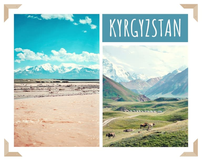 Traveling Kyrgyzstan