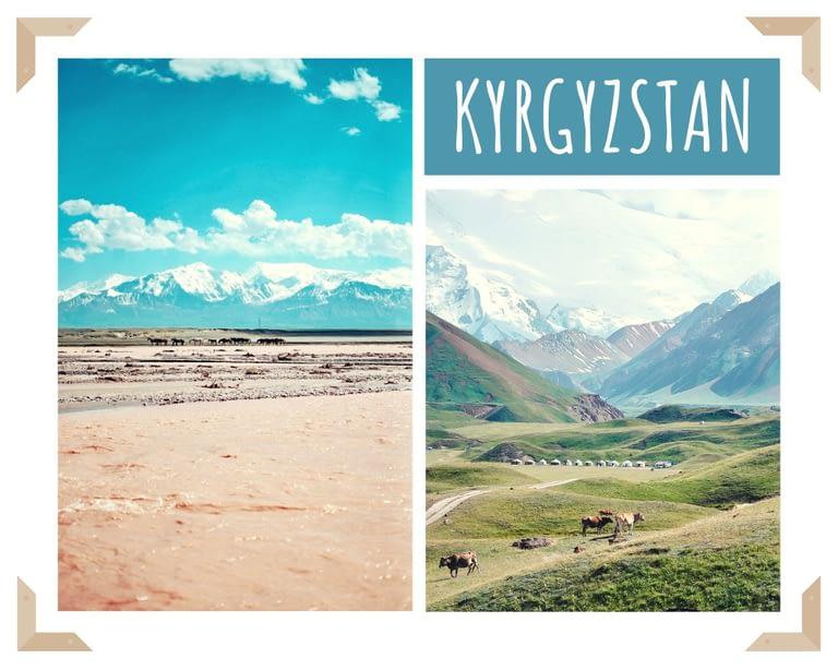 Traveling Kyrgyzstan