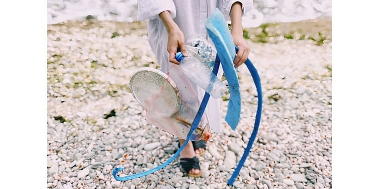 Two Innovative Ways to Repurpose Single-Use Plastic