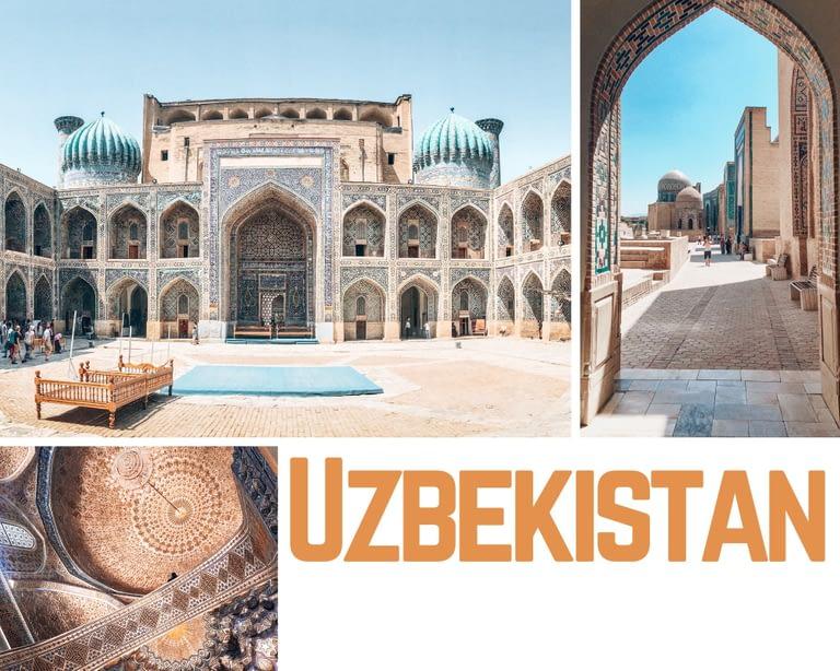 Traveling Uzbekistan